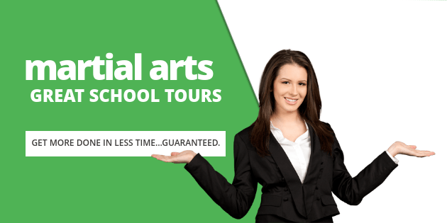 GREAT MARTIAL ARTS SCHOOLTOURS