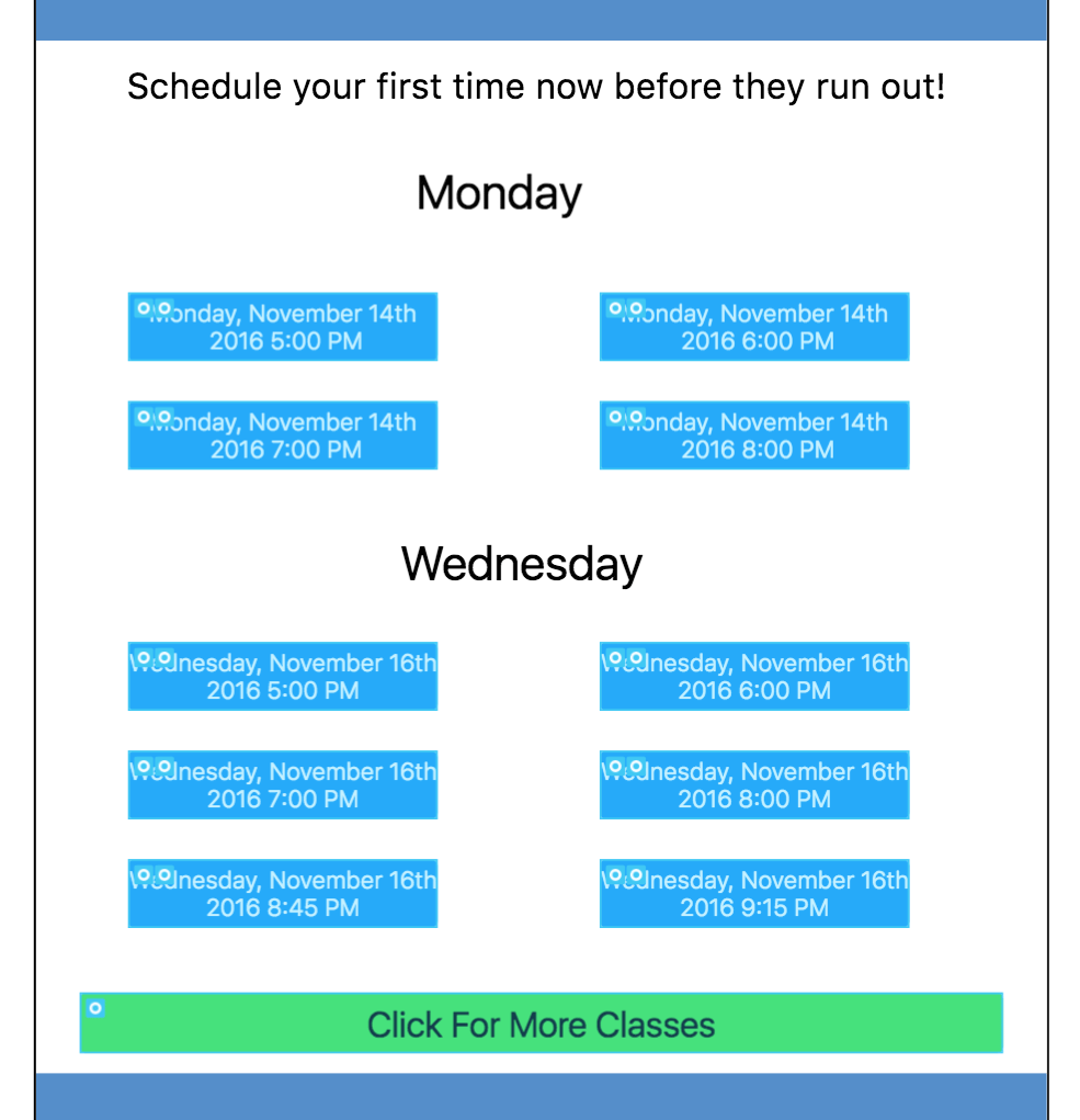yoga studio software for scheduling