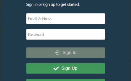 My Member Site - Student App