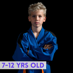 7-11 years old kids martial arts classes