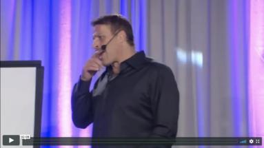 Tony Robbins introduces Jay Abraham