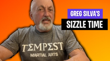 Greg Silvas Sizzle Time & Power Moves
